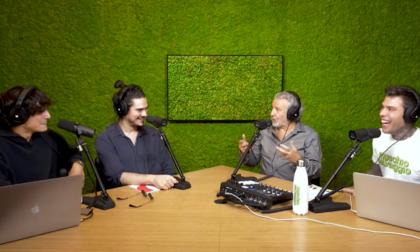 Il matematico cuneese Piergiorgio Odifreddi ospite al podcast di Fedez e Luis Sal