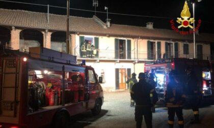 Fuga di gas ed esplosione in un cascinale a Savigliano: due feriti, uno grave